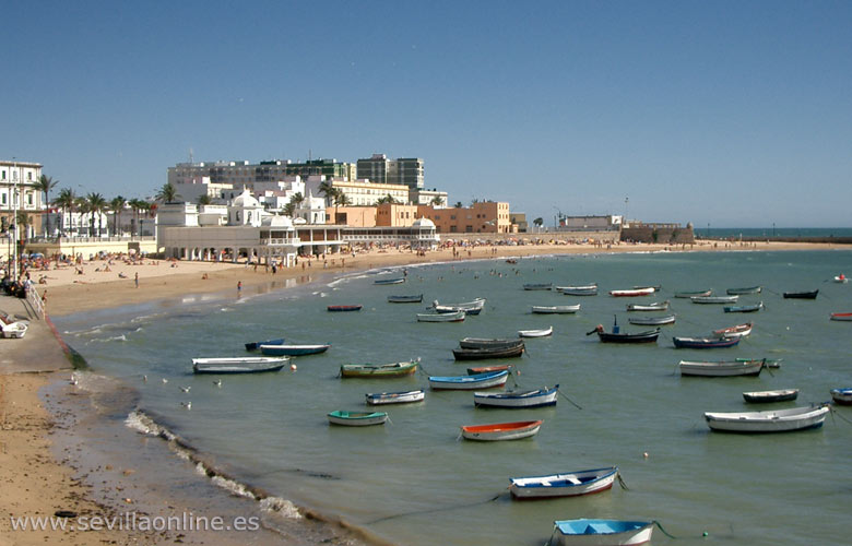 Costa de la Luz (Cadiz) Spain  city photo : of cadiz costa de la luz caleta beach in cadiz