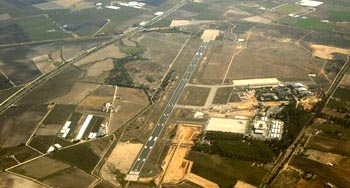 Andalusien Karte Flughäfen.Flughafen Jerez Costa De La Luz Xry Andalusien Spanien