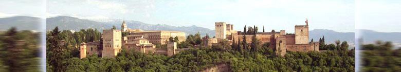 Alhambra, Granada - Andalucía, España