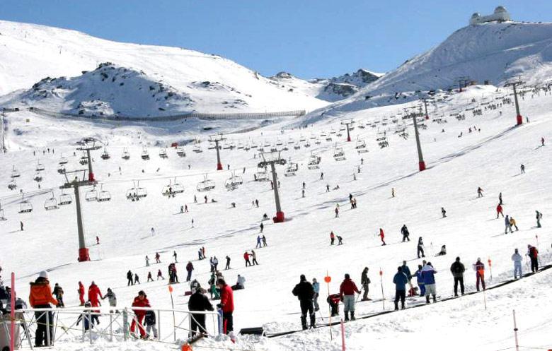 Hotel Station Ski Espagne