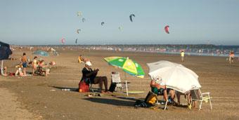 Spiaggia di Punta Umbria - Costa de la Luz, Spagna.