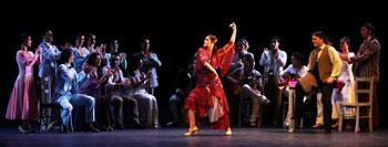biennale flamenco 2012 siviglia 2012 andalusia spagna