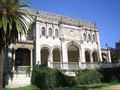 Pabelln Plateresco - Museo Arqueol gico. Plaza de Amrica en el Parque de Mar a Luisa.