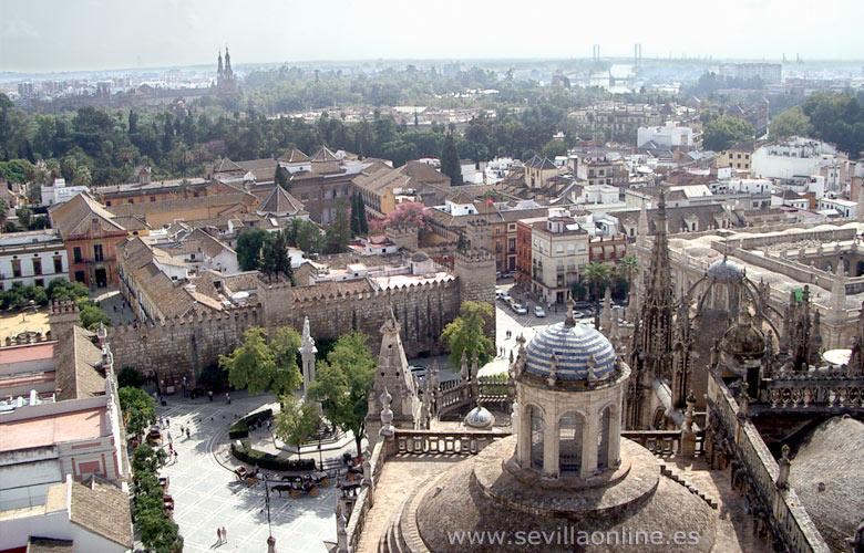 Vista Desde La Giralda Sevilla Andaluc 237 A Espa 241 A