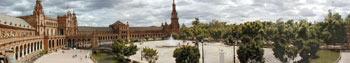 Plaza de España, Seville - Spain