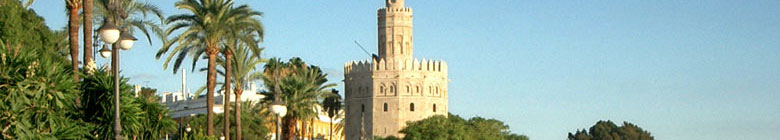 Torre del Oro (the gold tower) - Seville, Spain