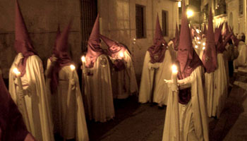 Semana Santa (Holy Week) in Seville, Spain