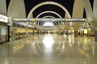 Seville Airport  Letter Code